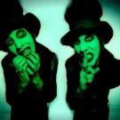 "$18 Marilyn Manson ""Smells"" CD + Free Bonus Mix Rock CD + $3 U.S.A. Shipping !"