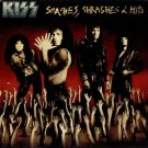 "$16 KISS ""Smashes"" CD +  Free Bonus KISS Mix CD $3 Ships 2 CD's !"