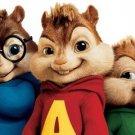 $20 Alvin Chipmunks Squeakquel used Blu-Ray 3 DVD Set + Bonus CD + Free Shipping