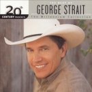 "$16 ""Best of"" George Strait Country Hits CD + FREE BONUS COUNTRY MIX CD $3 SHIPS"