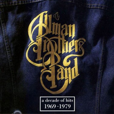 "$15 The Allman Brothers ""Decade of Hits 1969-1979"" CD + Bonus Free Rock Mix CD"