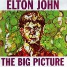 $16 Elton John Big Picture Hits CD + Free Bonus Soft Rock Mix CD $3 Ships Two CD