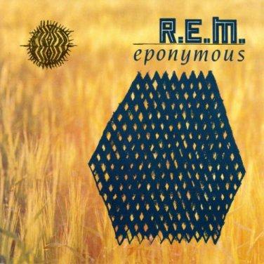 $17 R.E.M. Eponymous CD + Bonus Extra Rock Mix CD $3 Ship 2 CD's First Class !