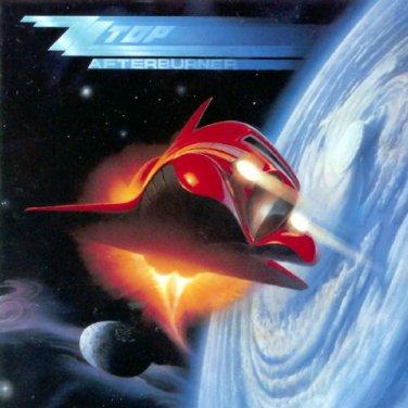 "$17 ZZ TOP ""Afterburner"" Hits CD + Free Bonus Rock Mix CD $3 Ships TWO CD's FAST"