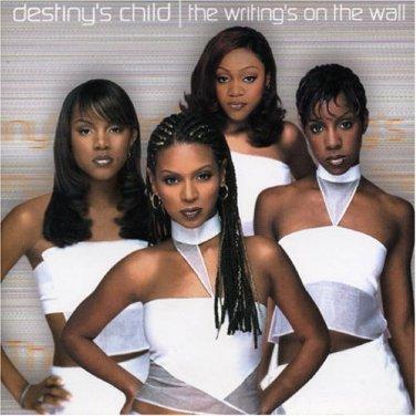 "$16 Destiny's Child ""Writings on the Wall"" Hits CD + Bonus Mix R&B CD $ 2 Ships"