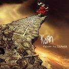 "$18 KORN ""Follow the Leader"" Hits CD $3 Ships + FREE Mix Rock Music CD !"