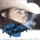 $16 Dwight Yoakam Guitars Cadillacs Country CD + Free Bonus Country Mix CD !!!