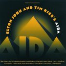 "$15 Elton John ""AIDA"" - Brand New Hits CD + $3 Ships + FREE Mix Rock Music CD !"