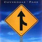 "$17 ""Coverdale & Page"" 1993 Album Hits CD + FREE BONUS ROCK MIX CD $3 SHIPS TWO"
