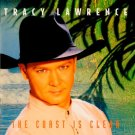 "$15 Tracy Lawrence ""Coast is Clear"" CD $3 Ships + Bonus Free Country Hits Mix CD"