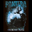 $19 Pantera Far Beyond CD +  Free Bonus Rock Metal Mix CD $3 Ships 2 CD's !