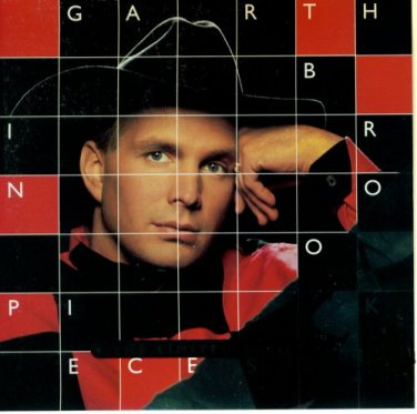 $17 Garth Brooks IN PIECES Country Hits CD + Free Bonus Mix CD $3 Ships Two CD's