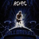 $18 AC/DC BALLBREAKER CD + Bonus Extra Rock Mix CD $3 Ship 2 CD's First Class !