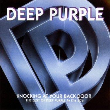 "$16 DEEP PURPLE ""Best of the 80's"" Hits CD + Free Bonus Rock Mix CD $3 Ships 2"