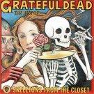 """$16 Grateful Dead CD - """"Skeletons"""" $3 Ships + FREE Mix Rock Music CD !"""