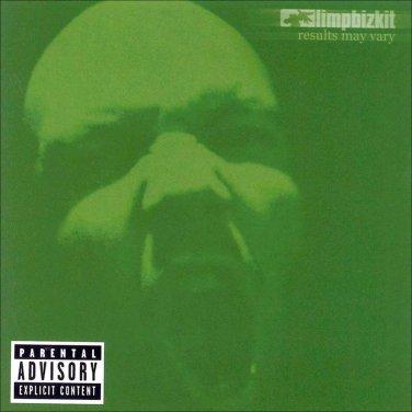 "$18 Limp Bizkit ""Results"" Hits CD + DVD $3 Ships + FREE Mix Rock Music CD !"
