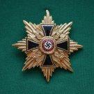 WWII STAR GERMAN ORDER