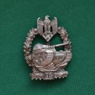 WWII THE GERMAN BADGE PANZER ASSAULT 75