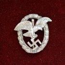 WWII THE GERMAN BADGE LUFTWAFFE OBSERVER