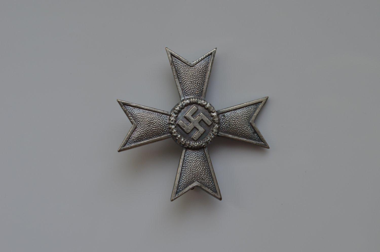 WWII THE GERMAN WAR MERIT CROSS 1ST CLASS