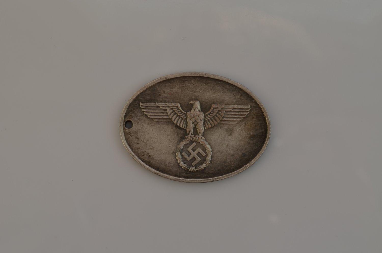 WWII THE GERMAN KRIPO ID