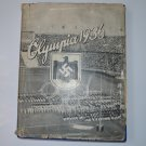 WWII ORIGINAL GERMAN ALBUM OLYMPIA 1936 BAND II