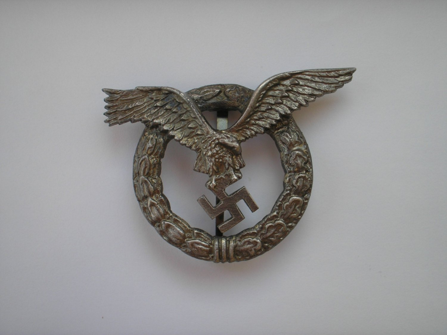 WWII THE GERMAN LUFTWAFFE PILOT'S BADGE