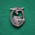 WWII THE GERMAN BADGE PANZER LUFTWAFFE 50