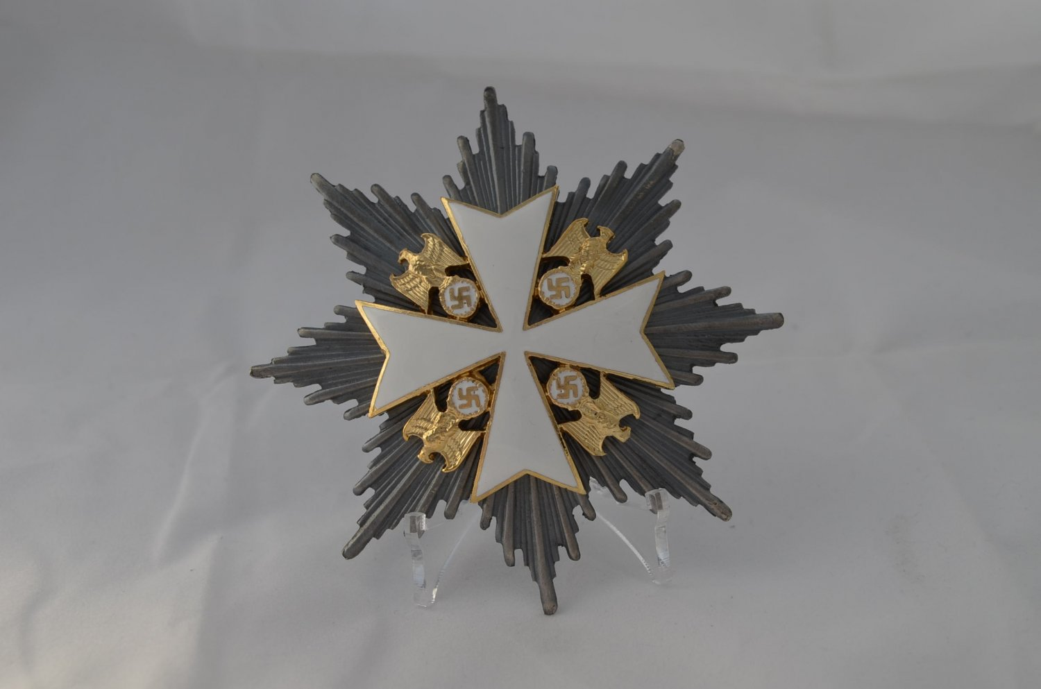 WWII THE GERMAN STAR ORDER OF THE GERMAN EAGLE