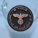 WWII GERMAN STAMP WAFFEN SS SS-PZ. GREN. FREIW. DIV. NORDLAND