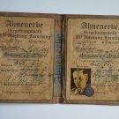 WWII AUSWEIS AHNENERBE VERGELTUNGSWAFFE