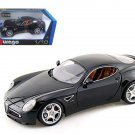 Brand new Alfa Romeo 8C Competizione Black 1:18 scale diecast model by Bburago