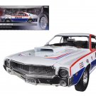 1969 AMC AMX S/S Kim Nagel Limited  1/18 Diecast Car Model by Autoworld