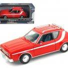 1974 AMC Gremlin X Red 1/24 Diecast Model Car by Motormax