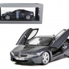 BMW i8 Sophisto & Frozen Grey 1/18 Diecast Model Car by Paragon