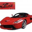 Ferrari LaFerrari F70 Red Signature Series 1/18 Diecast Model Car by Bburago