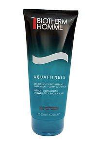 Biotherm Aquafitness Shower Gel, 6.76 Oz