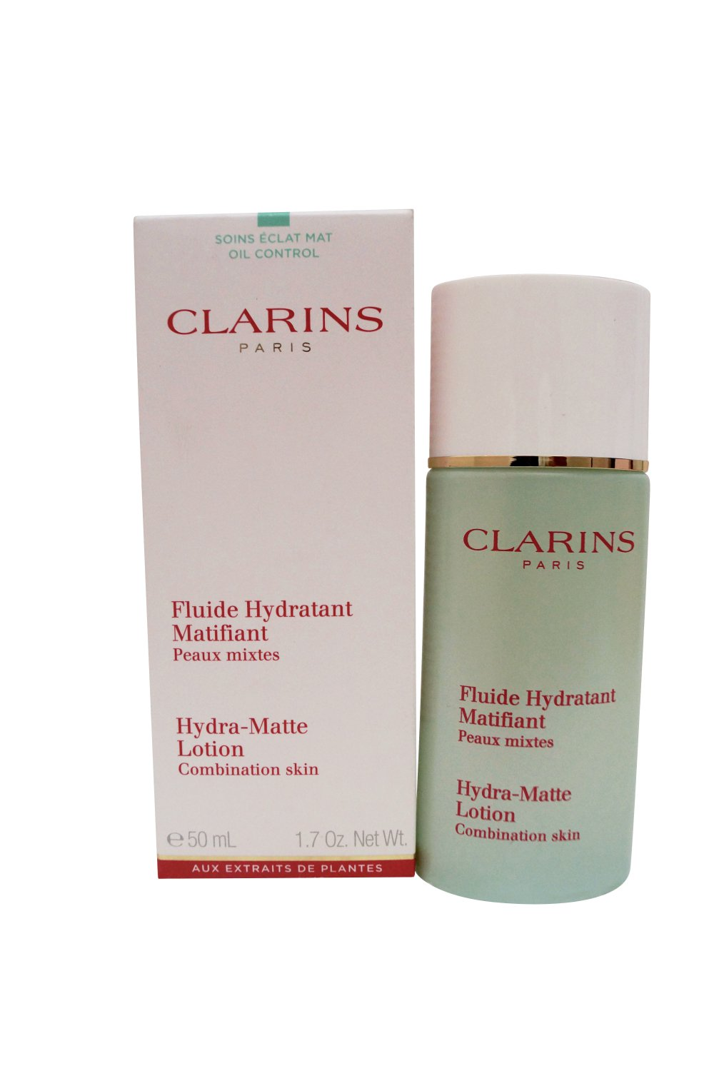 Clarins Hydra-Matte Lotion for Combination Skin 1.7 oz