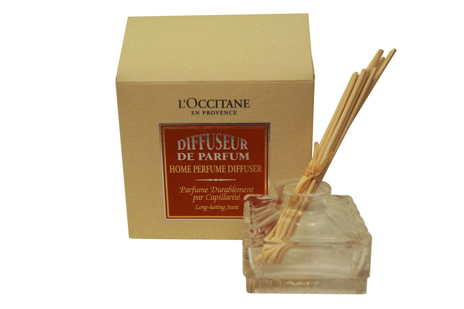 L'occitane Home Perfume Diffuser FRAGRANCE SOLD SEPARATELY