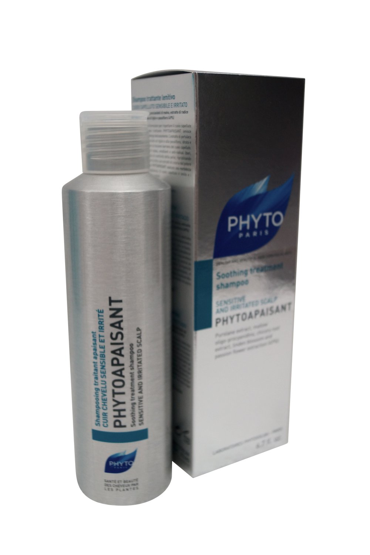 PHYTO PHYTOAPAISANT Soothing Treatment Shampoo, 6.7 fl. oz.