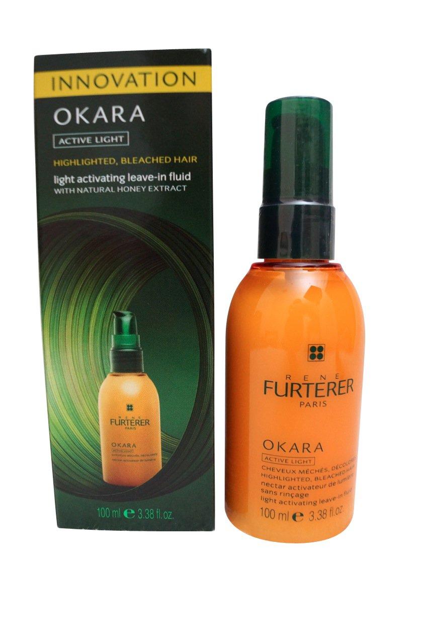 Rene Furterer Okara Light Activating Leave in Fluid 3.38 oz