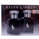 Ralph Lauren Polo Black EDT 2 x 40 ml 1.36 oz