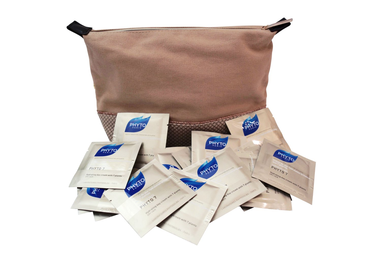 Phyto Hydrating Day Cream Sample Packs Set, 20 ct