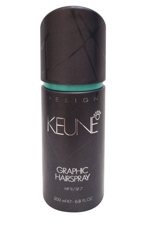 Keune Design Line Graphic Hairspray 6.8 oz