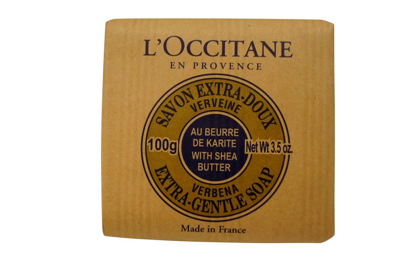 L'occitane Extra Gentle Verbena Bar Soap 3.5 oz
