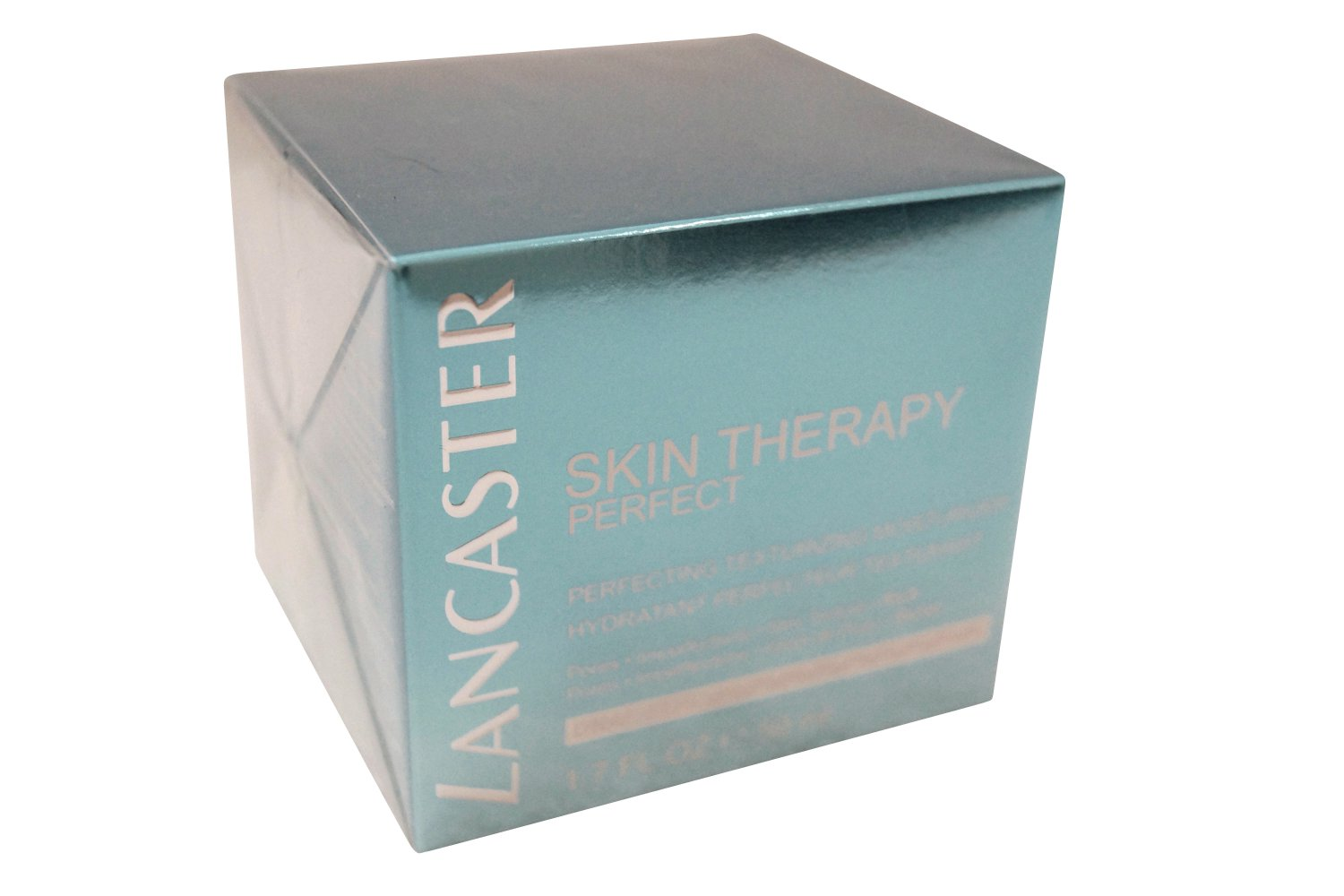 Lancaster Skin Therapy Perfect Perfecting Texturizing Moisturizer Rich, 50 ml.