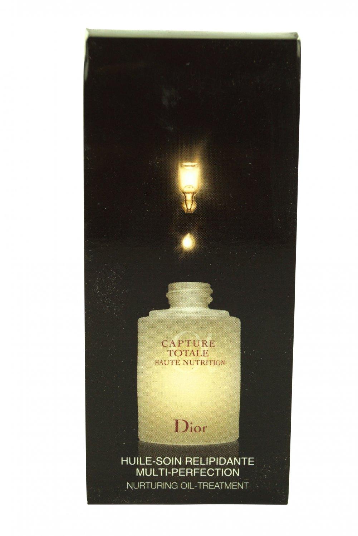 Christian Dior Capture Totale Multi-Perfection Nurturing Oil-Treatment 0.5 oz