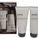 AHAVA Dermud Intensive Hand and Foot Cream Duo