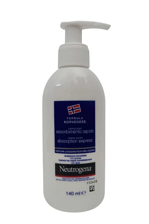 Neutrogena Norwegian Formula Hand Cream 140 ml (SPANISH LABEL)