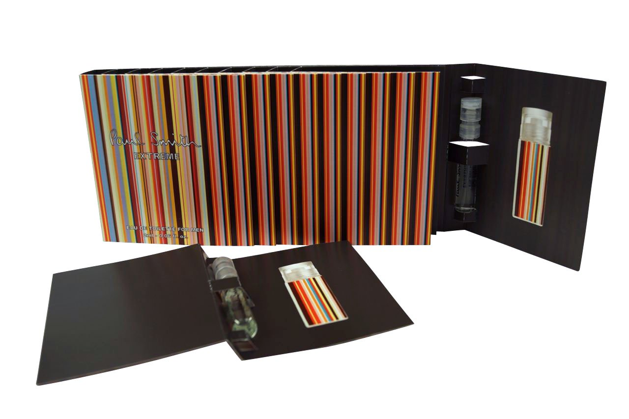 Paul Smith Extreme EDT Carded Vial set 2ml each (box of 12)